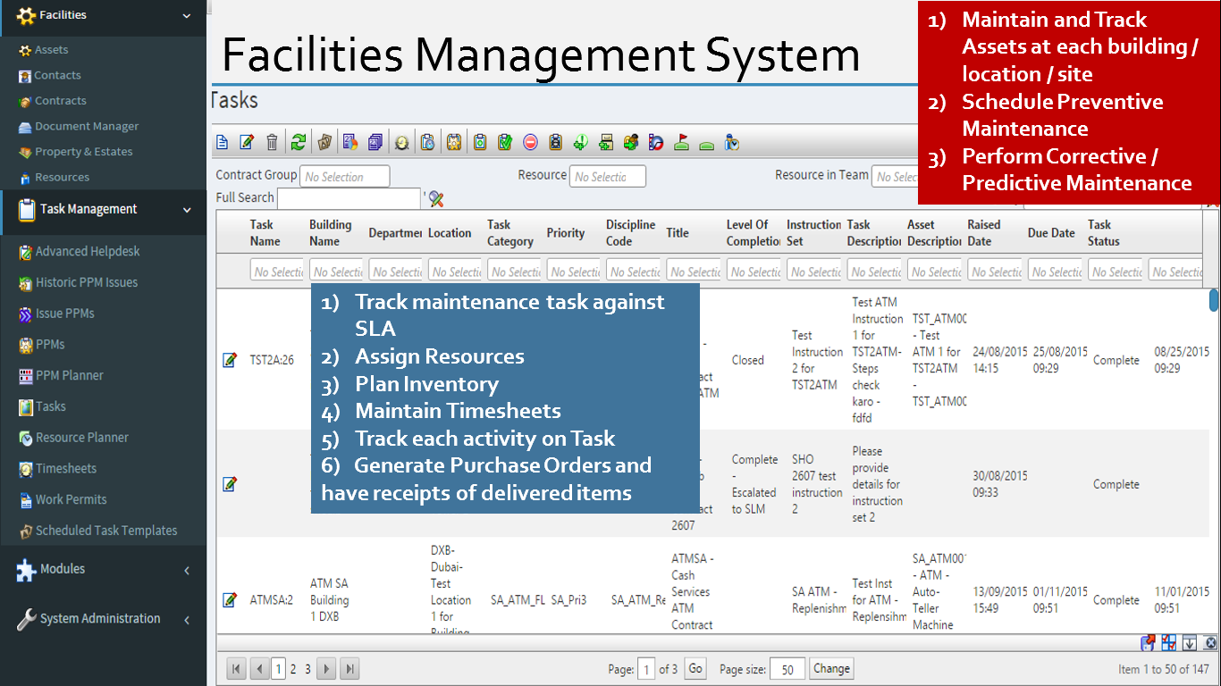 Facilities Management System as Custom Software Development